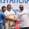 В Луганске установили рекорд Украины и посвятили его молодежи