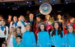 В Луганске прошел VI Международный вокально-хоровой фестиваль