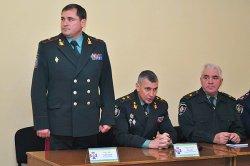 Назначен новый начальник управления Восточного территориального командования внутренних войск