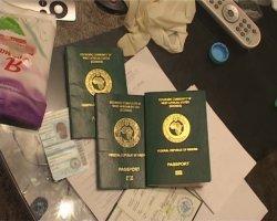 В Луганске у нигерийского студента нашли 3 паспорта на разные имена