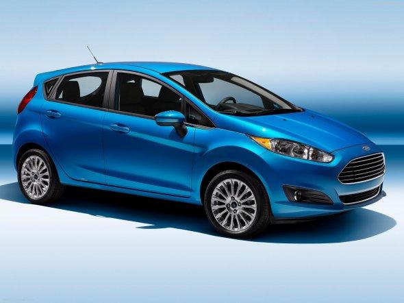 Обновленный Ford Fiesta 2014 года
