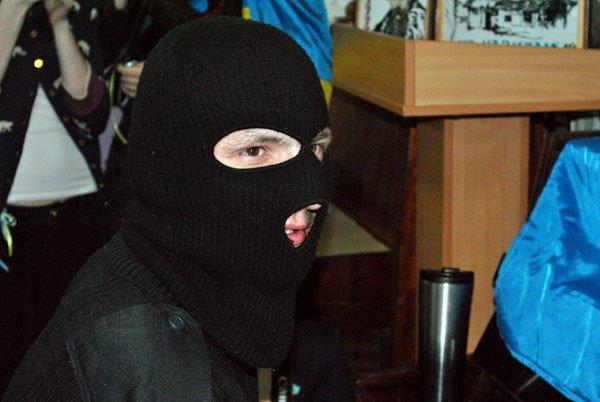 В Луганске побывал «пиано-экстремист» с Майдана (ФОТО, ВИДЕО)