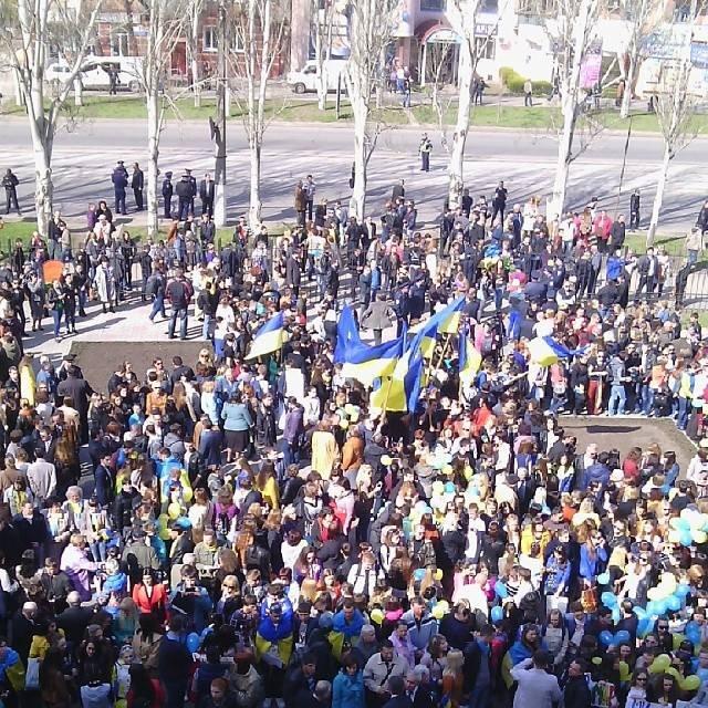 Глава Луганской ОВГА: У нас 70-75% жителей вообще никогда не выезжали с территории области - Цензор.НЕТ 8219