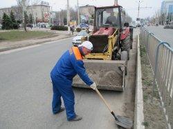 В Луганске начали готовить дороги к ремонту