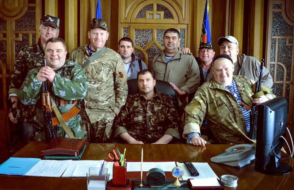 «Народный губернатор» Луганщины будет ездить на «Тигре» Жириновского (ВИДЕО)