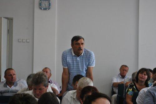 Чтобы рассеять панику и страх. Украинские военные продолжают встречи с местными жителями на Луганщине (ФОТО)