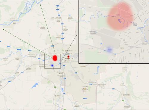 Військові історики з Луганська розповіли свою версію подій: хто, куди, з чого стріляє і навіщо