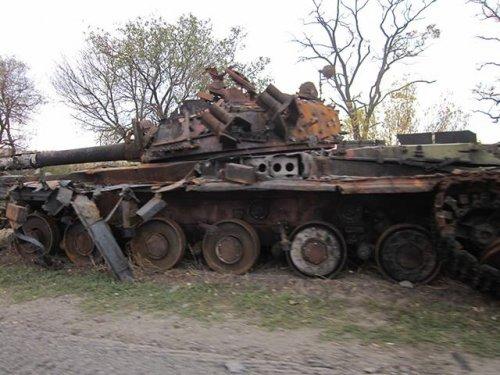 Луганск, я обязательно вернусь! Слышите, я обещала…