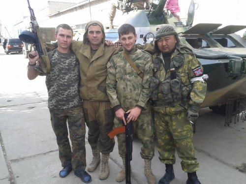 Пришедшие убивать: российские боевики в «группе Якута»