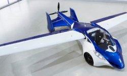 В 2017 году в продажу запустят летающие автомобили
