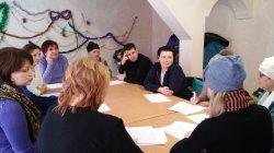 На Луганщине переселенцы учились инструментам защиты своих прав