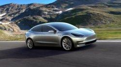 Бюджетный электрокар Model 3 от Tesla за 35 тысяч долларов