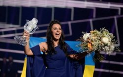 Украина выиграла Евровидение-2016