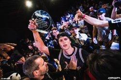 Украинец победил на чемпионате мира по брейк-дансу