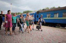 Девятнадцать детей из прифронтовой зоны Луганской области отдохнут в Литве