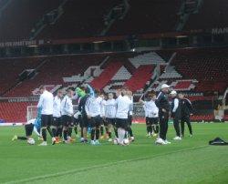 Луганская «Заря» уступила «Манчестер Юнайтед»  с минимальным счетом