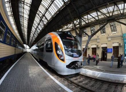 Украина запустила вПольшу 2-ой тестовый поезд