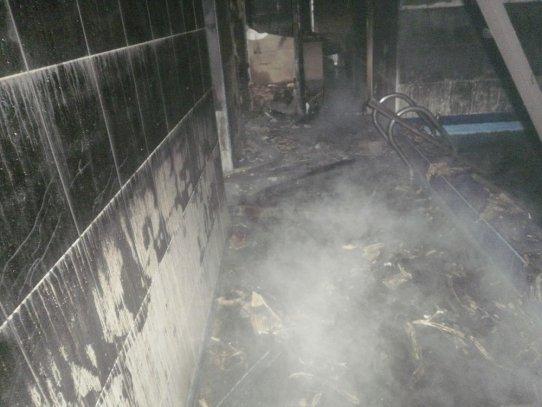 ВДонецкой области горела сауна: погибли трое мужчин