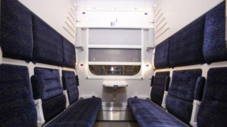 Сегодня «Укрзализныця» запускает новый поезд Киев— Ивано-Франковск