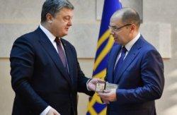 Порошенко утвердил Степанова главой Одесской ОГА