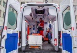Киевские больницы получили 15 новых «скорых»