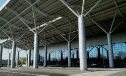 В аэропорту Одессы открылся новый терминал