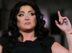 Украинские пограничники не пропустили в Украину российскую певицу Лолиту
