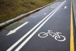 В Киеве полосы для общественного транспорта совместят с велодорожками
