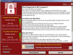 Эпидемия вируса Wana decrypt0r: заражению подвержены компьютеры без установленных обновлений