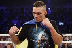 Следующий бой Усика состоится в Одессе в августе