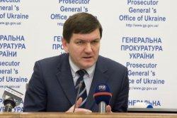 Горбатюк: Матиос препятствует в расследовании дел Майдана