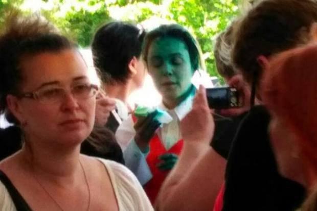 Мед. персонал подтвердили частичную потерю зрения уКоролевской