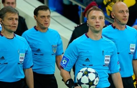 Украинские судьи получили назначения наеврокубковые матчи