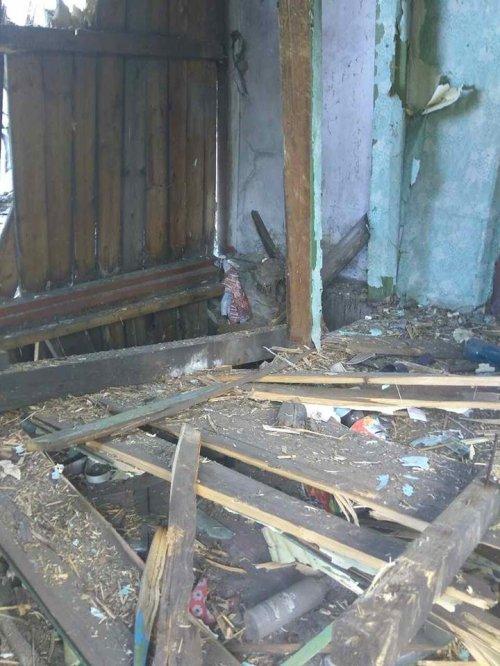 Мирные жители на Луганщине попали под вражеский обстрел