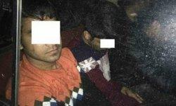 Под Черниговом пограничники задержали 4-х нелегалов из Бангладеш