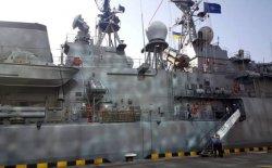 В Одессу прибыли два корабля НАТО