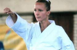 Карина Янчук из Луганской области завоевала золото Дефлимпийских игр