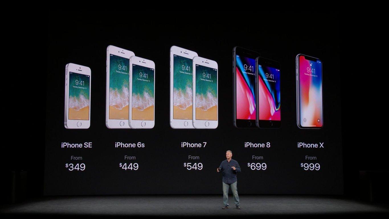 Вближайшие месяцы в Российской Федерации будет нехватка iPhone X— специалисты