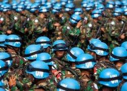 США могут профинансировать введение миротворцев на Донбасс