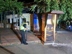 В Одессе ночью мужчина взорвал гранату