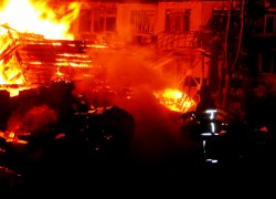 В Одессе горел детский лагерь - 2 ребенка погибли