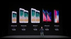 Для украинцев новый iPhone будет стоть на 300 долларов дороже чем для жителей США