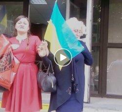Экс-мер Славянска Штепа вышла из СИЗО