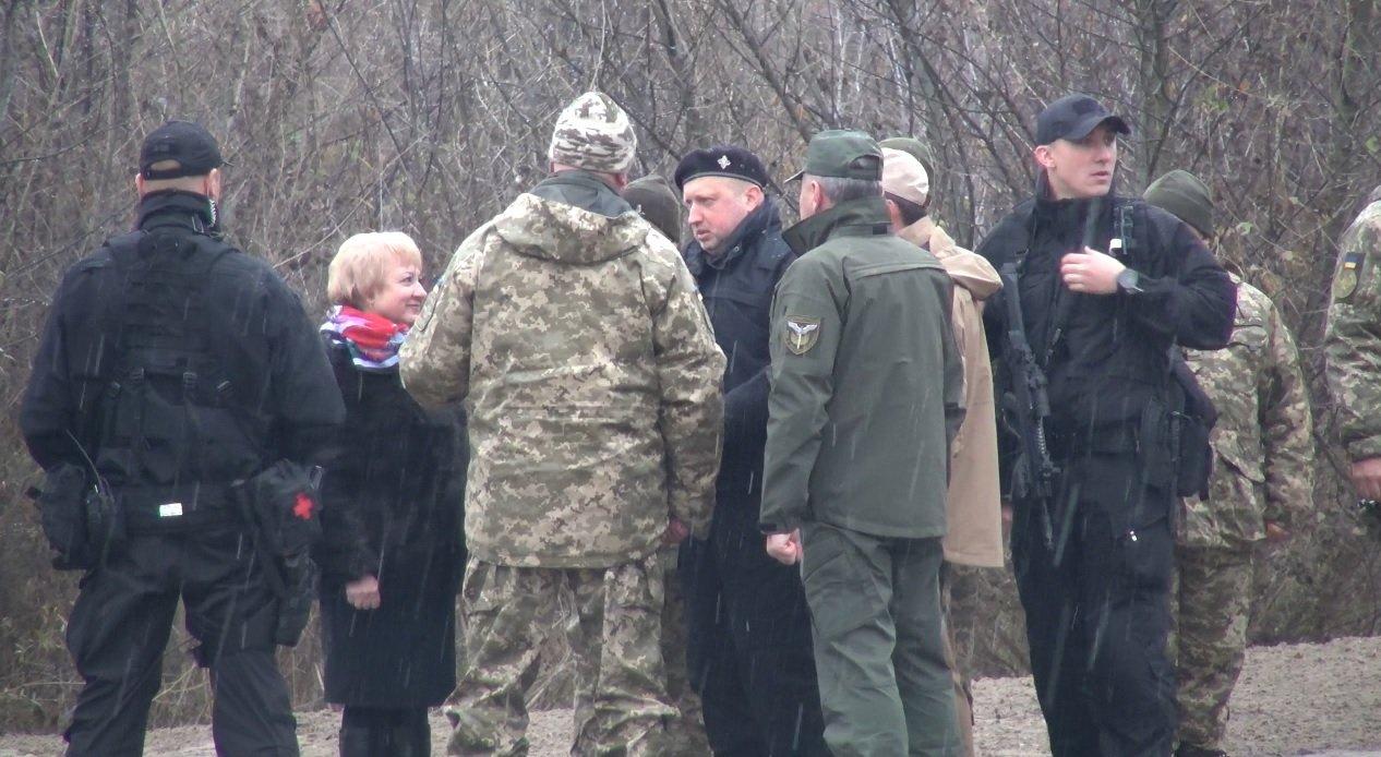 НаЛуганщине восстановили стратегический мост, разрушенный боевиками впрошлом году