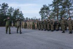 """Украинские военные участвуют в учениях """"Кленовая арка-2017"""" в Польше"""