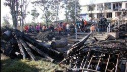 """Пожар в """"Виктории"""": суд снова отпустил директора лагеря под залог"""