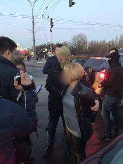 На Киевщине чиновница получила взятку иномаркой