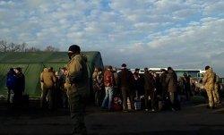 Обмен состоялся: из плена российских террористов освобождены 74 украинских заложника