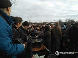 На Киевщине похоронили Ноздровскую
