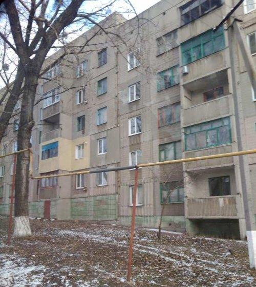 Прифронтовая Тошковка без газа: -10°C на улице, +4°C в квартире